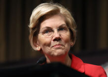 Conservatives are outraged that Elizabeth Warren supports trans prisoners' rights