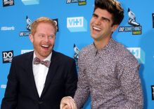 Jesse Tyler Ferguson & Justin Mikita are expecting their first child this July