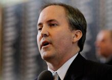 Texas Attorney General sides with judge who won't perform same-sex marriages