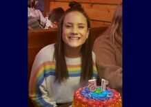 Girl expelled from Christian academy for wearing rainbow sweater comes out as parents sue school