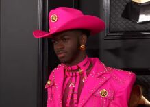 Lil Nas X shuts down a conservative site that didn't get his gay joke