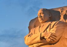 """Visualizing the brilliance of Martin Luther King's """"I Have a Dream"""" speech"""