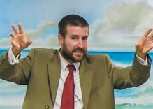 America's most anti-gay pastor says God set Australia on fire because the country banned him