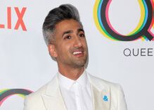 Queer Eye's Tan France will compete on Great British Bake Off