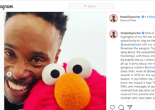 Billy Porter sends classy message to One Million Moms over 'Sesame Street' episode