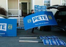 Sanders wins New Hampshire, but Buttigieg & Klobuchar results ensure primary fight won't end soon
