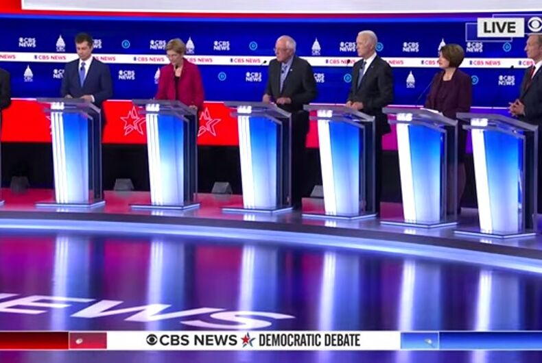 6 key takeaways from last night's Democratic debate in South Carolina