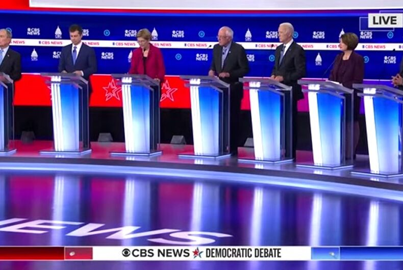 6 key takeaways from last night's Democratic debate in South Carolina