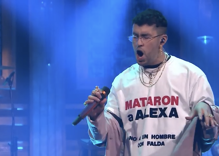 "Jimmy Fallon's musical guest on ""The Tonight Show"" wore a shirt honoring a murdered trans woman"