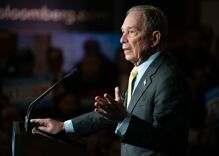 "Mike Bloomberg allegedly called people a ""f*g"" & a ""horse-faced lesbian"""