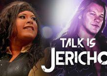 WWE legend Chris Jericho fights off trolls after interviewing trans wrestler Nyla Rose