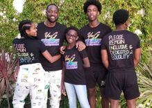 The Wades are showing us that they are the family of our future