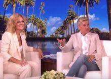 """Ellen invited the viral London tube singer to perform Lady Gaga's """"Shallow"""" on her show"""