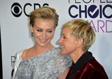 A burglar robbed Ellen DeGeneres' mansion while she was taping her show in the home studio