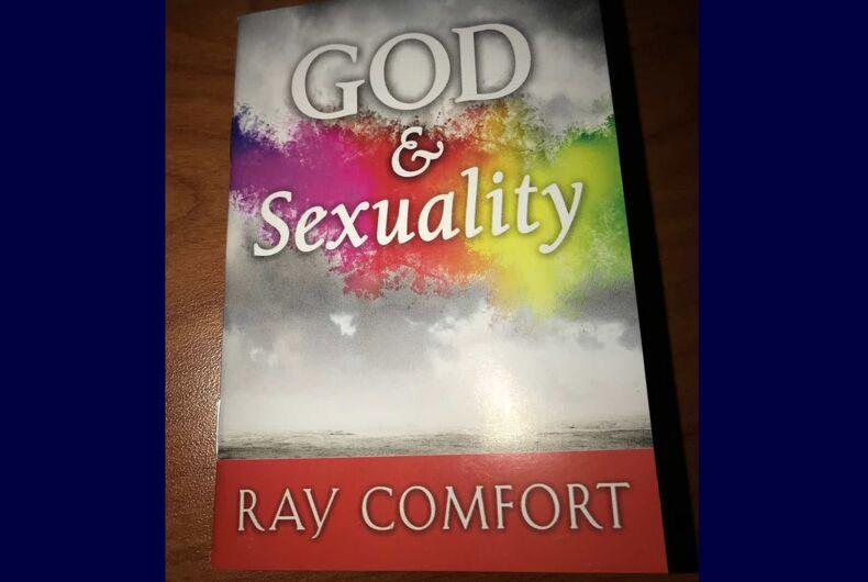 A pamphlet entitled