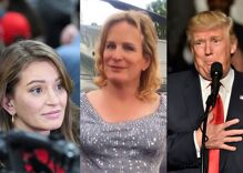 """Donald Trump mocked Katy Tur as """"that b***h with a tr***y dad"""""""