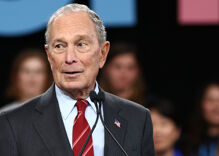 Michael Bloomberg apologizes for anti-trans comments after weeks of silence