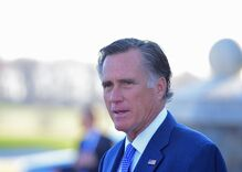Mitt Romney will oppose LGBTQ rights bill unless Christians get a right to discriminate
