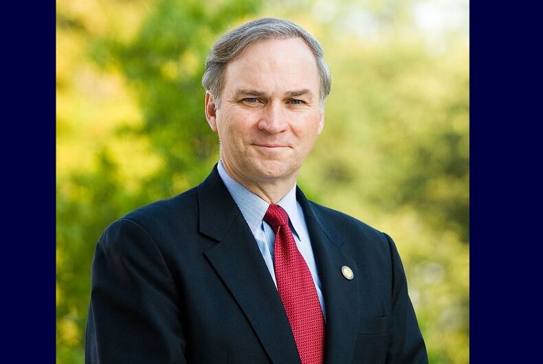 Former Rep. Randy Forbes (R-VA) founded a group that's behind many of these bills.