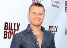 """""""The Flash"""" actor Rick Cosnett comes out as gay"""