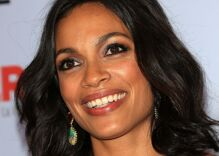 Rosario Dawson responds to transgender former employee's accusations of discrimination & violence
