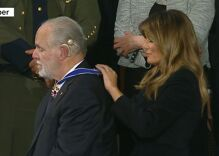 Donald Trump gives man who insulted people with AIDS the Presidential Medal of Freedom