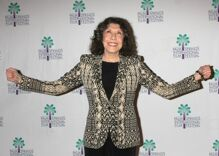 Lily Tomlin is leaving her prints on Hollywood Blvd. in legendary honor