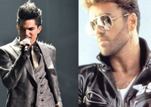 Adam Lambert wants a biopic on George Michael's life. Even if he has to star in it.
