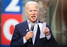 """Joe Biden accidentally refers to gay dads as """"mommy and dad"""""""