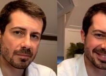 Pete Buttigieg finally gave the gays what they wanted. He grew a beard.