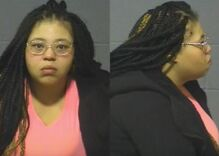 Lesbian allegedly burns down apartment building throwing flaming hand sanitizer at her girlfriend