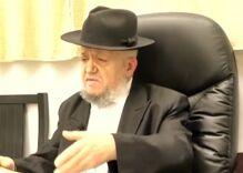 Rabbi blames coronavirus on Pride parades