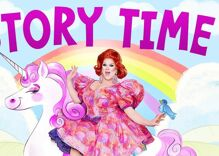 Coronavirus can't stop drag queen story time. It's going virtual now.