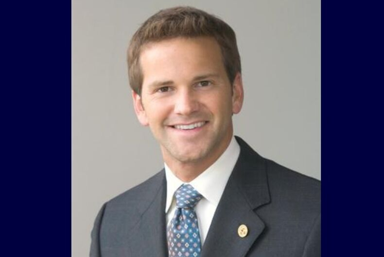 Former Rep. Aaron Schock (R-IL)