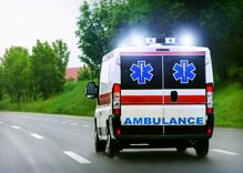 """Man attacks paramedic who was trying to help him & calls her a """"dirty dy*e"""""""