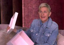 Ellen walks out on a man's proposal