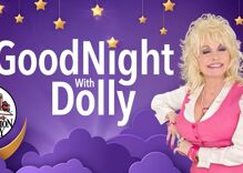 Dolly Parton will read books to children so they'll be less afraid during the coronavirus pandemic