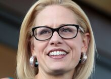 No one can figure out why Kyrsten Sinema was missing at the January 6 commission vote