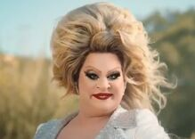 Drag queen Nina West stars in hilarious new Pantene shampoo ad