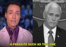 Randy Rainbow blasts Donald Trump & Mike Pence on coronavirus response