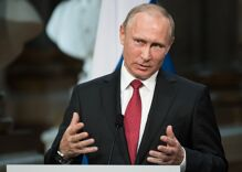 Why is Vladimir Putin proposing a constitutional ban on same-sex marriage?
