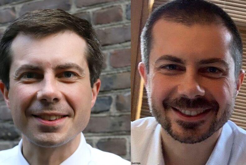 The two faces of Pete Buttigieg