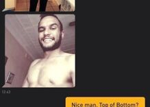Anti-LGBTQ extremist busted cruising Grindr looking for a top