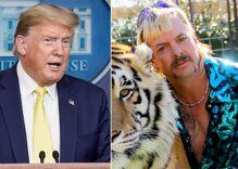 "Rep. Matt Gaetz calls on Donald Trump to pardon ""Tiger King"" Joe Exotic to own the libs"