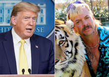 "Rep. Matt Gaetz calls on Donald Trump to pardon ""Tiger King"" Joe Exotic to own the libs"