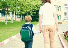 Over a third of lesbian moms have faced homophobia from other parents