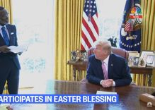 """Donald Trump invited a pastor who said gays """"want to recruit your kids"""" to deliver Easter blessing"""