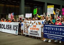 "ICE faces class action lawsuit for holding transgender migrants in COVID-19 ""death traps"""