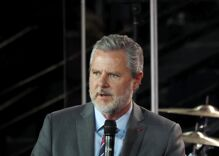 Jerry Falwell Jr has an arrest warrant for reporters who wrote about COVID-19 at his school