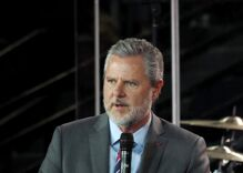 Jerry Falwell Jr. resigns as head of Liberty University after details of 3-way relationship emerge
